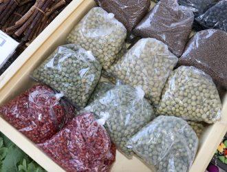 豆(各種)新豆は12月頃